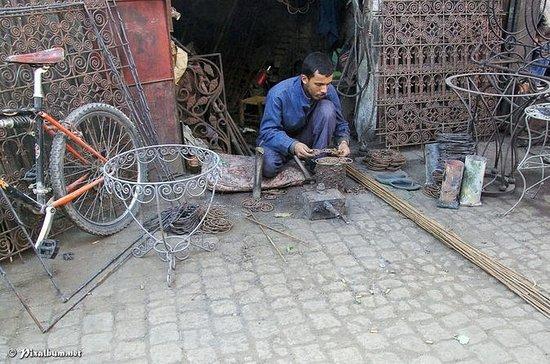 Artisans Walking Tour of Marrakech