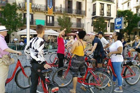 Barcelona Bike Tour Including Tapas ...