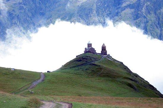 Visite privée à Kazbegi de Tbilissi