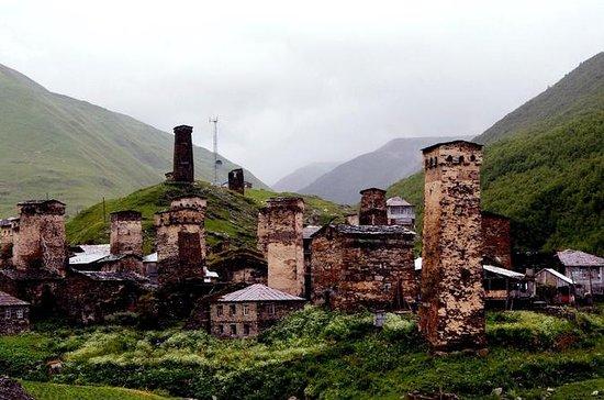 4-tägige Privattour nach Svaneti...