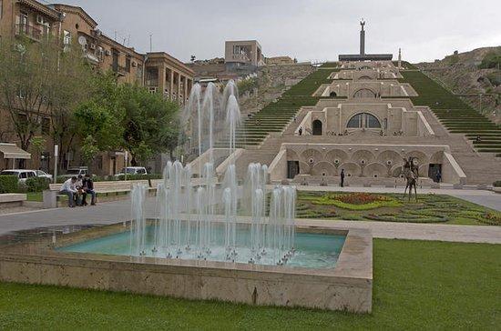 Tour Géorgie et Arménie de 10 jours...