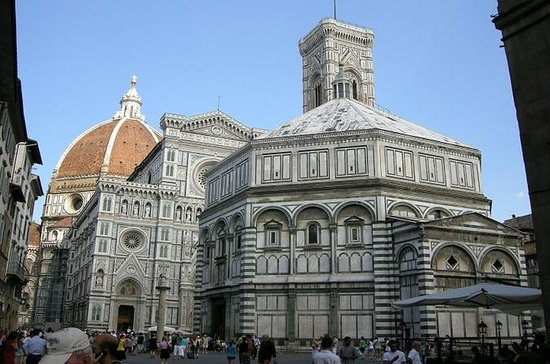 Small-Group Tour: Florence and Pisa Day...