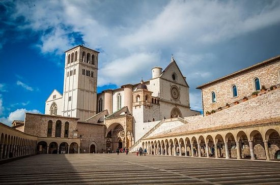 Small-Group Tour: Assisi and Orvieto...