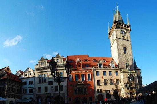 Privat Prag Old Town, New Town og...