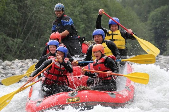 Rafting Day Trip on the Sjoa River