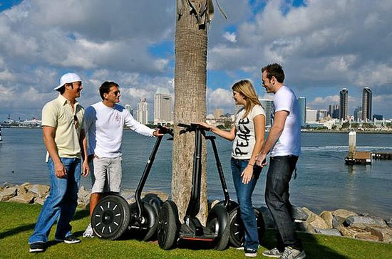 San Diego City Loop Segway Tour...