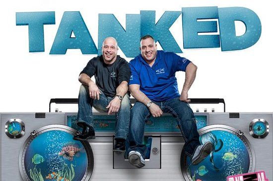 Bak scenene Tour of 'Tanked' TV-showet