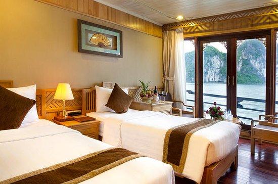 2-tägige Halong Bay Pelican Cruise...