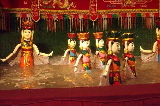 Tour serale di gala privata ad Hanoi