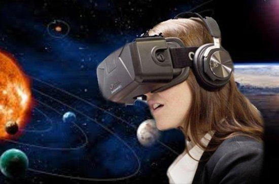 Reis door Space Simulator Experience