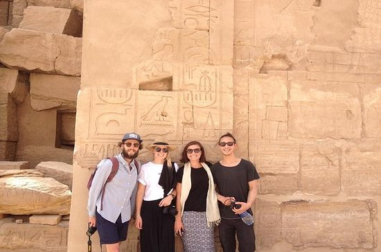 Private Guided Tour to Karnak Temple...