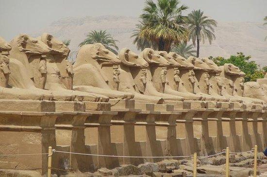 Excursão de 2 dias guiada por Luxor...
