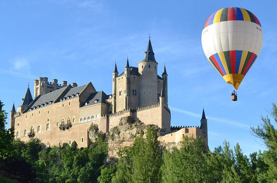 Hot-Air Balloon Flight over Segovia...