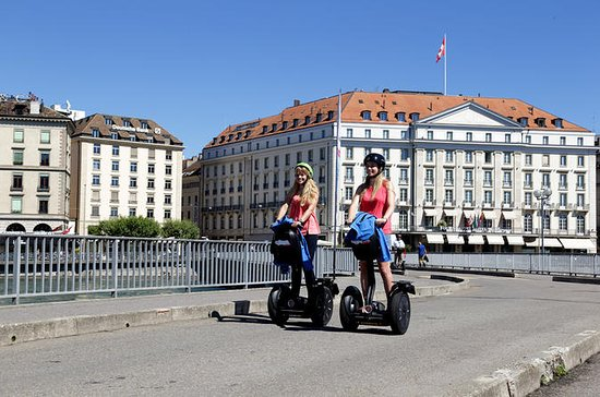 Geneva Small-Group Half-Day Segway Tour