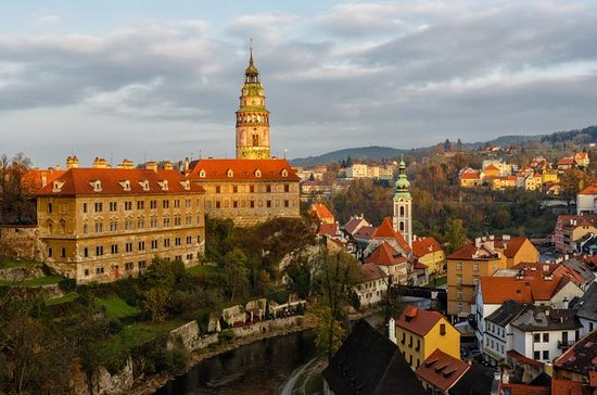 Private Tour: Cesky Krumlov Day Trip...
