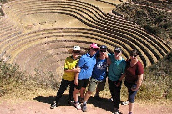 Cusco to Maras, Moray and Chincheros