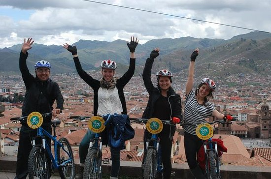 Cusco City 3-Hour Small-Group Bike...