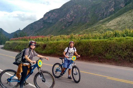 Private Maras and Moray by Bike from...