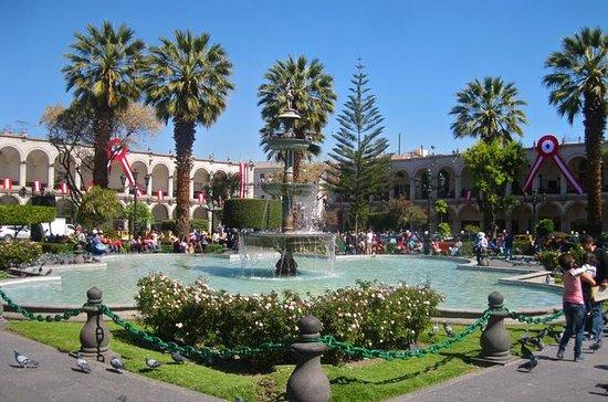 Privat Arequipa City Tour Inkludert...