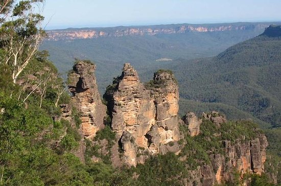 Blue Mountains Eco Active Day Trip from...