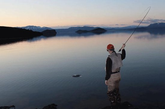 Private Lake and River Fishing Tour from Reykjavik