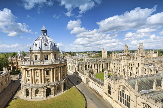 Oxford, Stratford, and the Cotswold...