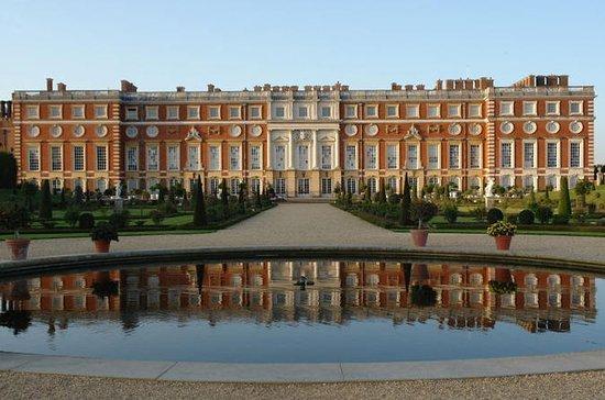 Visite de Hampton Court et Windsor au...