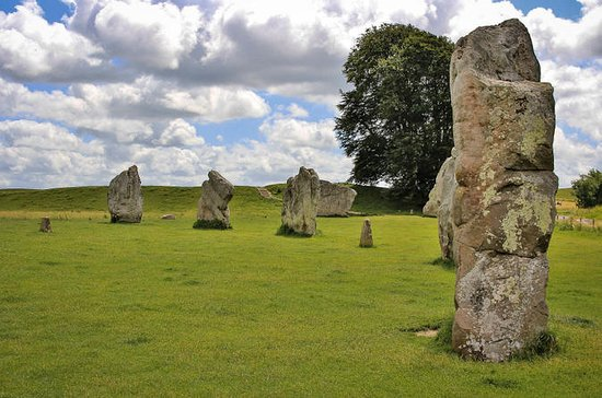 Stonehenge and Avebury Day Tour from...