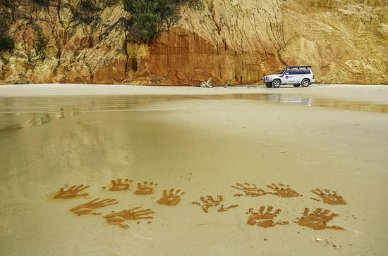 The Great Beach Drive: 4WD Tour ...