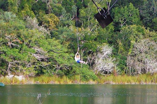 Excursão privada: Aventura na selva...