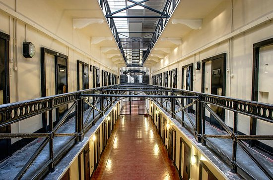 Guided Tour of Crumlin Road Gaol in ...