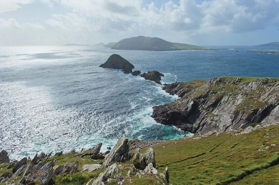 Ring of Kerry og Valentia Island...