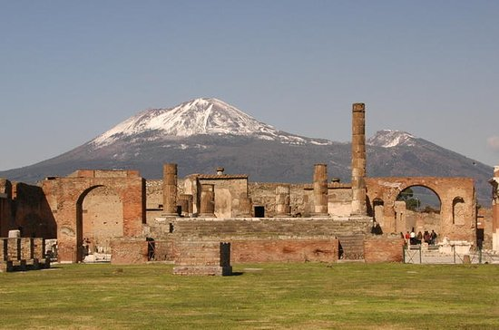 Full Day Small Group Pompei Tour da