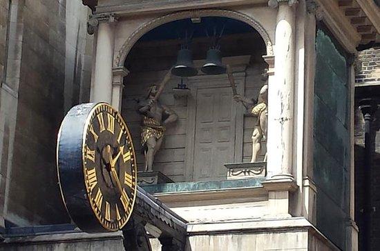 Excursão a pé escondida em Londres