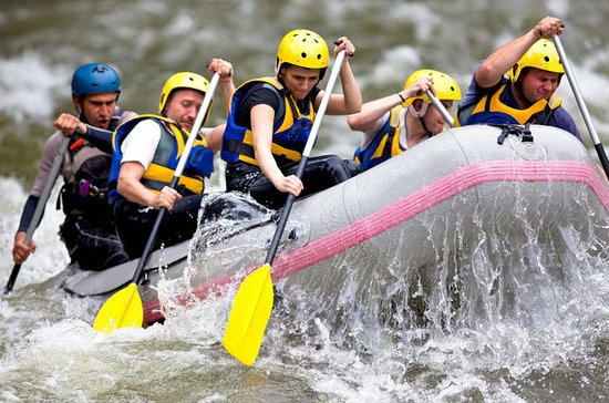 Rio Savegre White Water Rafting from...