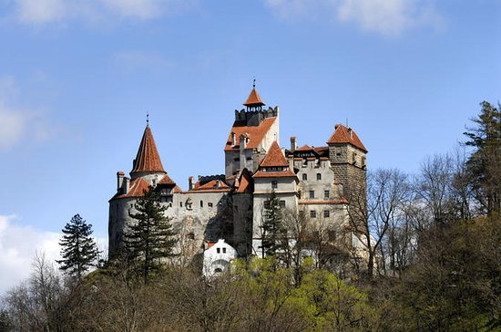 Bran Castle and Rasnov Fortress Tour...