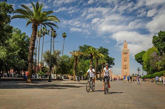 Fahrradtour durch Marrakesch