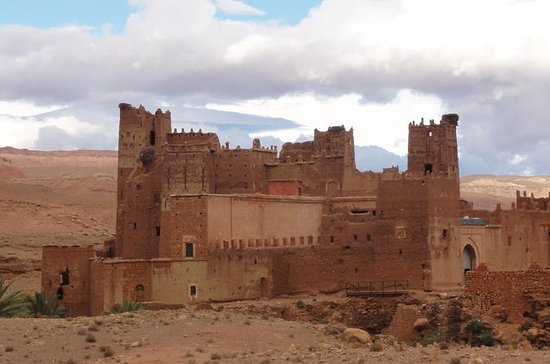 Private Tour: Moroccan Kasbahs from...