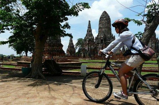 Bangkok à Ayutthaya en vélo