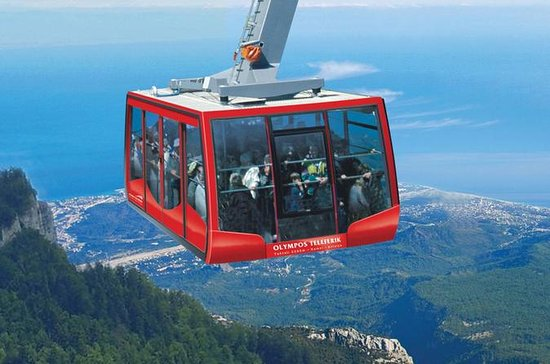 Olympos Cable Car Ride to Tahtali