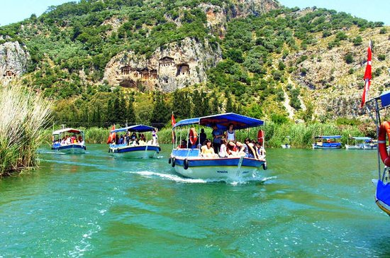 Dalyan Boat Trip from Marmaris or...