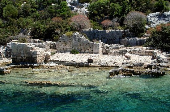 Sunken City Kekova Demre y Myra Day...