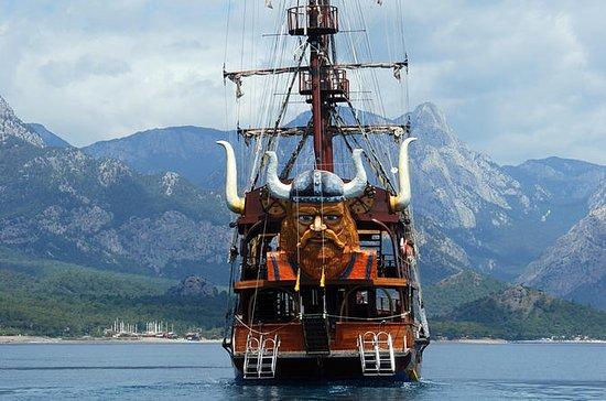 Viking Båttur på de vakre buktene i...