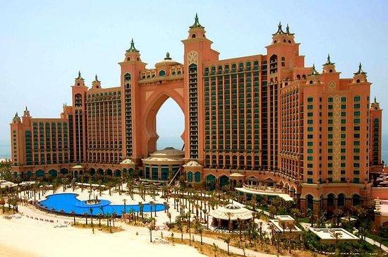 City tour em Dubai com safári no...