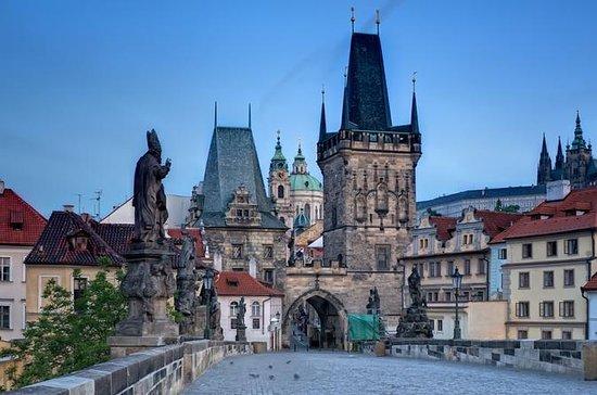 Private Custom Half-Day Tour of Prague