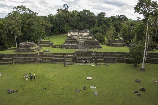 Caracol Maya Ruins Tour Including Rio On Pools, Rio Frio Cave and a...
