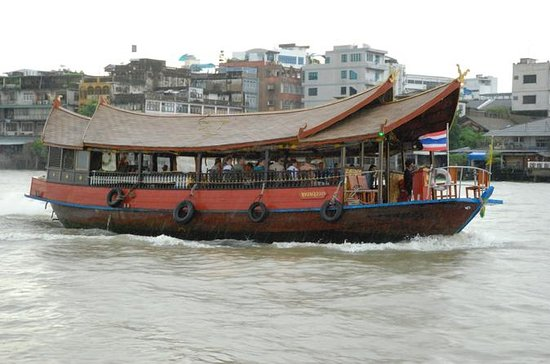 Half-Day Bangkok Rice Barge and...