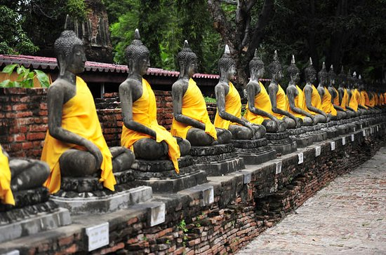 Ayutthaya Full Day Coach Tour from...