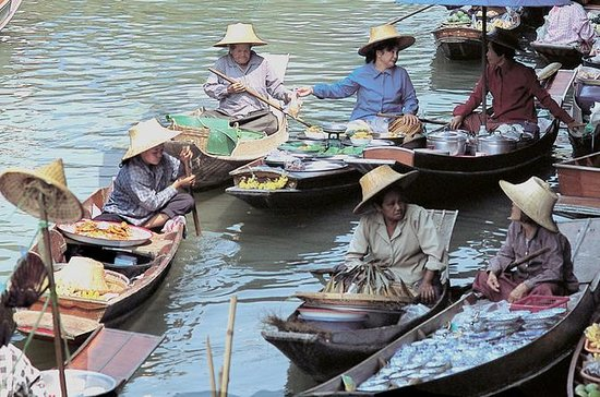 Full Day Tour of Floating Markets and ...