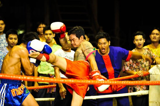Thai Boxing Match including Tickets...